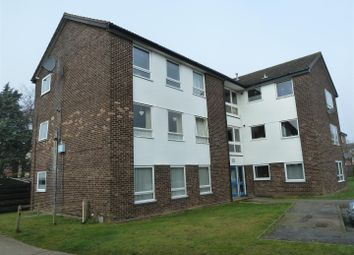 Thumbnail 2 bed flat for sale in Postmill Close, Ipswich