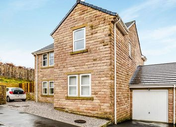 Thumbnail 4 bed detached house for sale in Hawthorn Road, Slaithwaite, Huddersfield
