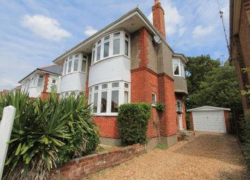 Thumbnail 3 bedroom semi-detached house to rent in Heather View Road, Poole