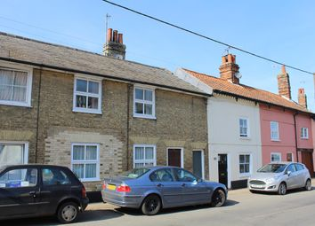 Thumbnail 2 bedroom terraced house to rent in Deben Court, Chapel Lane, Wickham Market, Woodbridge