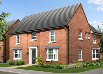 """Thumbnail 5 bed detached house for sale in """"Henley"""" at Wright Close, Whetstone, Leicester"""