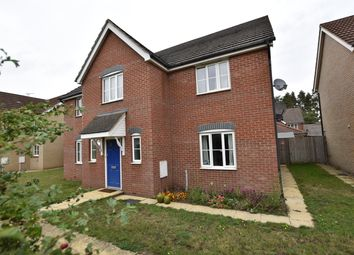 Thumbnail 5 bed detached house to rent in Brandon Road, Thetford, Norfolk