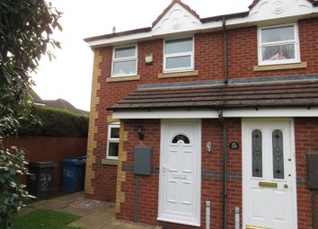 Thumbnail 2 bed end terrace house for sale in Kettlebrook Road, Tamworth