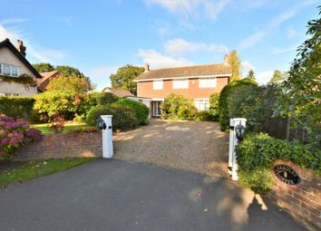 Thumbnail 4 bed detached house for sale in Horning Road, Hoveton, Norwich