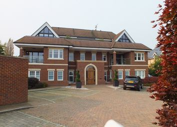 Thumbnail 3 bed flat to rent in More Lane, Esher