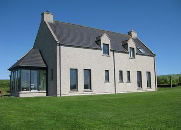 Thumbnail 3 bed detached house for sale in Geothe Road, Dounby, Orkney