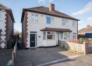 Thumbnail 3 bed semi-detached house for sale in Southdale Road, Carlton, Nottingham