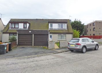 Thumbnail 3 bed semi-detached house for sale in Sluie Drive, Dyce, Aberdeen