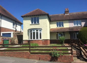 Thumbnail Semi-detached house for sale in Alder Road, Folkestone