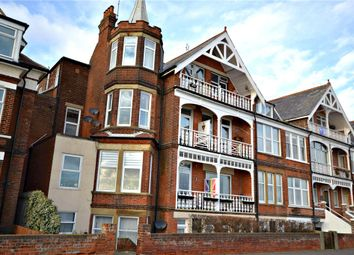 Thumbnail 2 bedroom flat for sale in Bristol House, Sea Road, Felixstowe