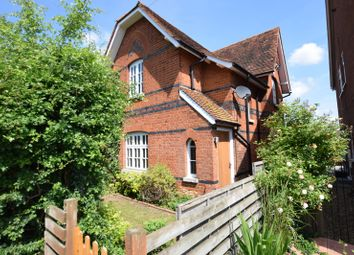 Thumbnail 2 bed end terrace house for sale in School Cottages, School Road, Arborfield Cross, Reading