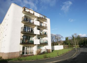 Thumbnail 2 bed flat for sale in Castlebay Court, Largs