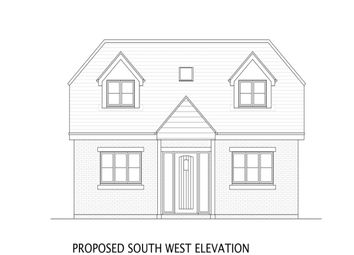 Thumbnail Land for sale in Marlow Road, Stokenchurch, High Wycombe