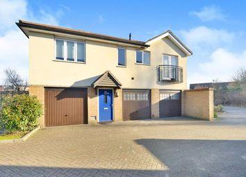 Thumbnail 2 bed semi-detached house for sale in Seaton Grove, Broughton, Milton Keynes