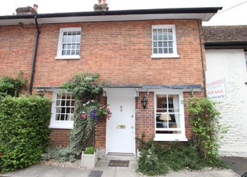Thumbnail 2 bedroom terraced house for sale in Hurstbourne Tarrant, Andover, Hampshire