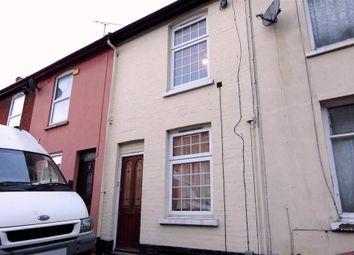 Thumbnail 2 bedroom property to rent in Pauline Street, Ipswich