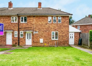 Trenchard Close, Sutton Coldfield B75. 3 bed end terrace house for sale