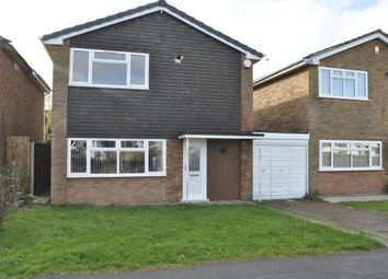 3 bed detached house for sale in Adlington Road, Oadby LE2