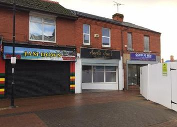 Thumbnail Retail premises for sale in 37 Bebington Road, New Ferry, Merseyside