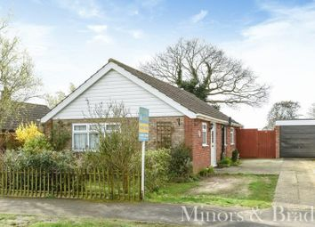 Thumbnail 3 bedroom detached bungalow for sale in Willow Way, Martham, Great Yarmouth