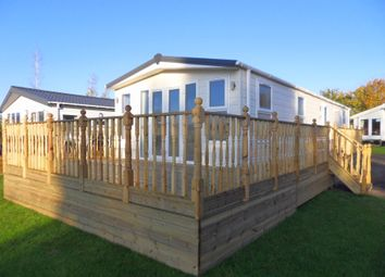 Thumbnail 2 bedroom lodge for sale in St Andrews, Kirkgate, Tydd St Giles, Wisbech, Cambridgeshire