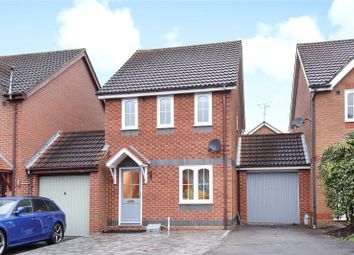 Thumbnail 3 bed link-detached house to rent in Madox Brown End, College Town, Sandhurst
