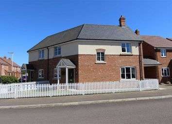 Thumbnail 3 bed semi-detached house for sale in Clifford Close, Hockliffe, Leighton Buzzard