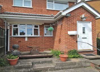 Thumbnail 2 bed semi-detached house for sale in Mays Avenue, Carlton/Bakersfield Border, Nottingham