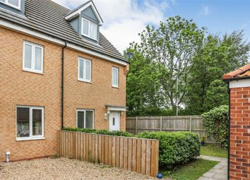 Thumbnail 3 bed semi-detached house for sale in Alexandra Chase, Cramlington, Northumberland