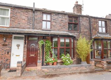Thumbnail 2 bed terraced house for sale in Vicarage Lane, Madeley, Crewe