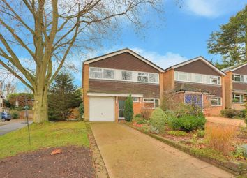 Thumbnail 4 bed detached house for sale in Timbers Court, Harpenden