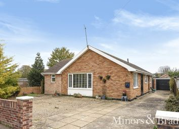Thumbnail 4 bed detached bungalow for sale in Middle Way, Lowestoft