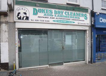 Thumbnail Retail premises to let in 34 Lavender Hill, Battersea