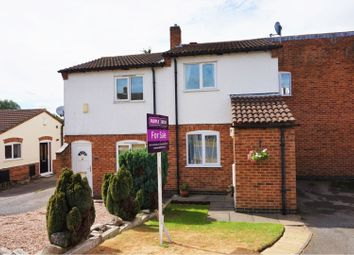 Thumbnail 2 bed terraced house for sale in Amberwood, Swadlincote