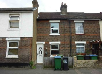 Thumbnail 2 bed terraced house to rent in Shaftesbury Road, Watford
