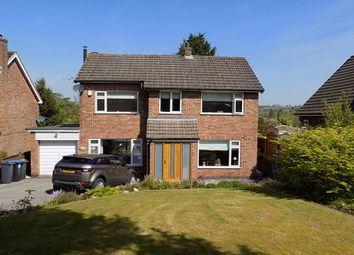 Thumbnail 4 bedroom detached house for sale in Belper Road, Ashbourne