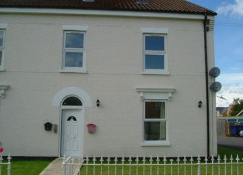 Thumbnail 1 bed flat to rent in Station Road, Manea, March