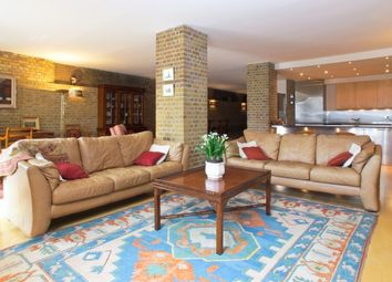Thumbnail 2 bed flat to rent in Great Jubilee Wharf, Wapping Wall, Wapping
