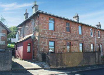 Thumbnail 2 bed flat for sale in Carsphairn Road, Dalmellington, Ayr