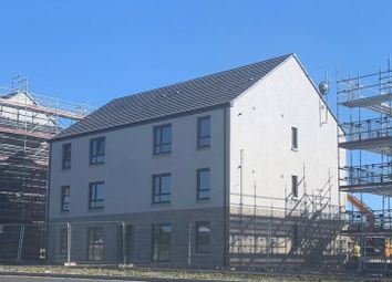 Thumbnail 2 bed flat for sale in Sinclair Terrace, Smithton, Inverness