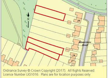Thumbnail Land for sale in Three Parcels Of Land, Rear Of 27, 29 & 39 Mountview Road, Orpington, Kent