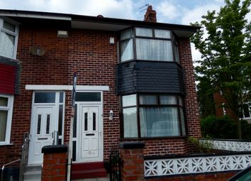 Thumbnail 4 bed semi-detached house for sale in Humphrey Road, Old Trafford, Manchester