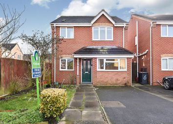 Thumbnail 3 bed detached house for sale in Stadium Close, Coalville
