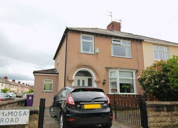 Thumbnail 3 bed semi-detached house for sale in Mimosa Road, Wavertree, Liverpool