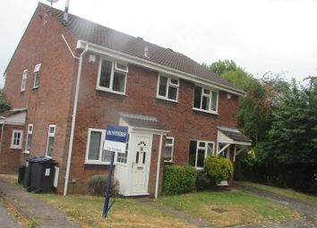 Thumbnail 1 bed town house to rent in Eastbrook Close, Sutton Coldfield