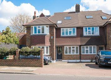 Ellerton Road, London SW18. 5 bed semi-detached house for sale