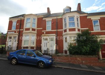 Thumbnail 6 bed triplex for sale in Strathmore Crescent, Newcastle Upon Tyne