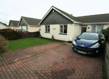 Thumbnail 3 bed detached bungalow to rent in 3 Bedroom Bungalow, West Close, Helston
