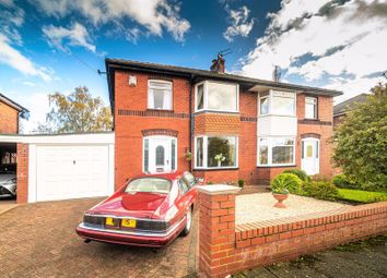 Thumbnail 3 bed semi-detached house for sale in Greenhill Road, Bury