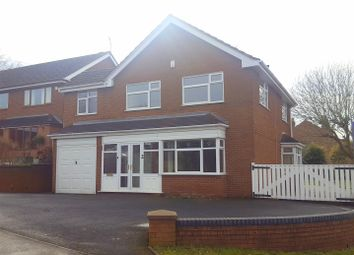 Thumbnail 4 bed detached house for sale in Swiss Heights, Stourport-On-Severn
